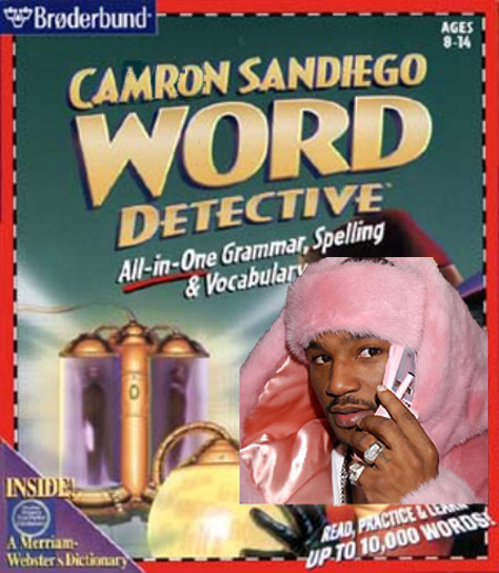 camron word detective