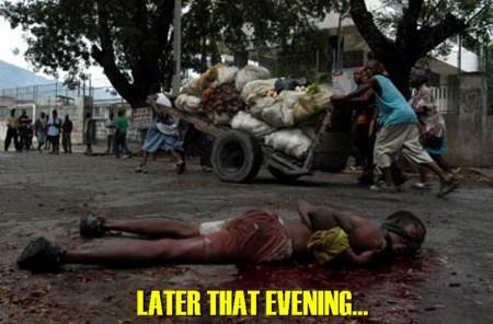haiti boy still dead
