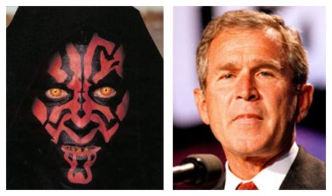 darth dubya