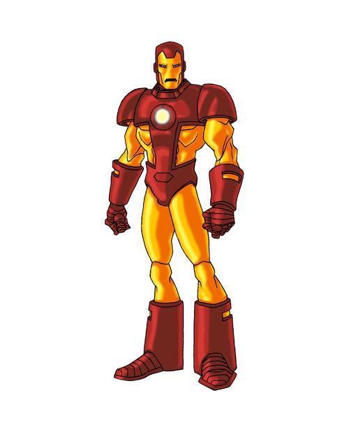 Iron Man Anime 101