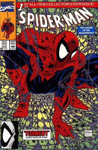 mcfarlane spiderman