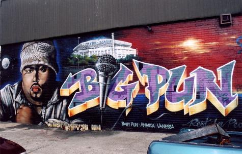 Pinterest the world s catalog of ideas for Big pun mural bronx