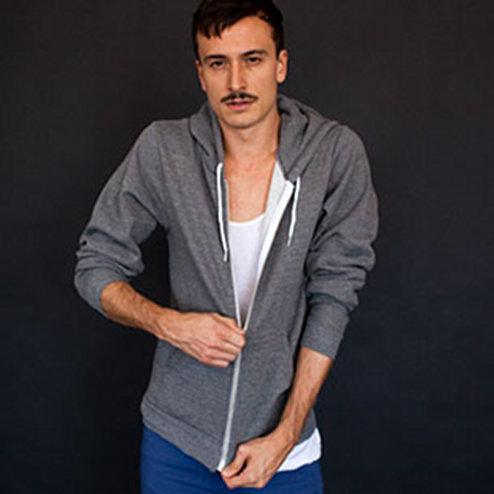 douche mustache